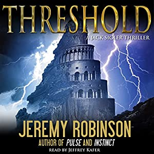 THRESHOLD (A Jack Sigler Thriller - Book 3) | [Jeremy Robinson]