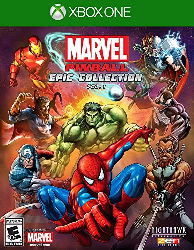 Marvel Pinball: Epic Collection Vol. 1 - Xbox One (Marvel Mimic compare prices)