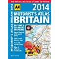AA Motorist's Atlas Britain 2014 (Road Atlas)