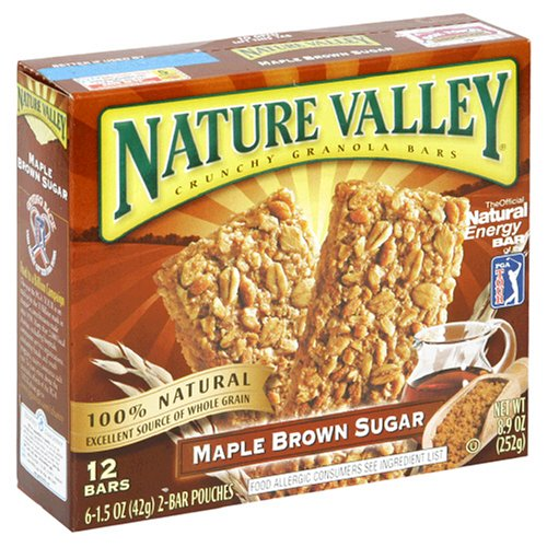 Nature Made Granola Bars