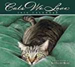 Cats We Love 2016 Deluxe Wall Calendar