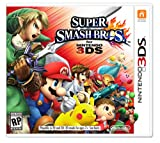 Super Smash Brothers - Nintendo 3DS
