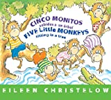 Eileen Christelow Cinco Monitos Subidos a Un Arbol / Five Little Monkeys Sitting in a Tree: (Formerly Titled En Un Arbol Estan Los Cinco Monitos) (Five Little Monkeys Story)