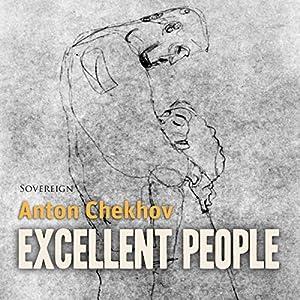 Excellent People Audiobook