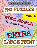 img - for EXTRA LARGE PRINT Word Search Puzzles - Volume 2 (GRAY MATTER EXTRA LARGE PRINT) book / textbook / text book