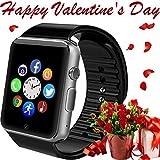 StarryBay Smart Watch Phone -  Black