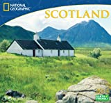 2014 National Geographic Scotland Deluxe Wall
