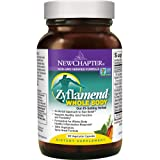 New Chapter Joint Supplement + Herbal Pain Relief - Zyflamend Whole Body for Healthy Inflammation Response - 120 ct