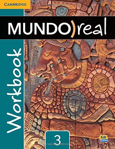 Mundo Real Level 3 Workbook (Spanish Edition)