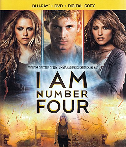 I Am Number Four (Three-Disc Blu-ray/DVD Combo + Digital Copy)