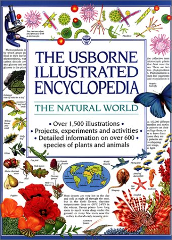 The Natural World (The Usborne Illustrated Encyclopedia)