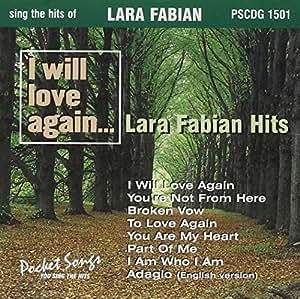 I will love again...