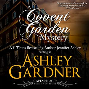 A Covent Garden Mystery Audiobook