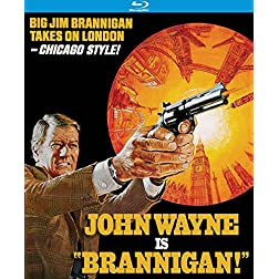 Brannigan [Blu-ray]