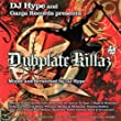 Ganja Records Presents Dubplate Killaz Mixed By DJ Hype