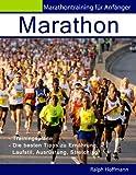 Marathontraining f�r Anf�nger
