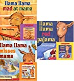 img - for Llama Llama Pack: 3 Books Plus 3 CDs: Llama Llama Mad at Mama Book and CD, Llama Llama Misses Mama Book and CD, Llama Llama Red Pajama Book and CD (Llama Llama) book / textbook / text book