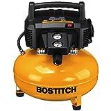 BOSTITCH U/BTFP02012 6 gallon Pancake Compresso (Certified Refurbished)