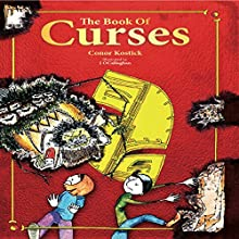The Book of Curses Audiobook by Conor Kostick Narrated by K. A. Wiggins