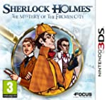 Sherlock Holmes and the Mystery of th...