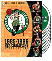 Boston Celtics: 1985-1986 NBA Champions - Sweet Sixteen (Collector's Edition) by Team Marketing