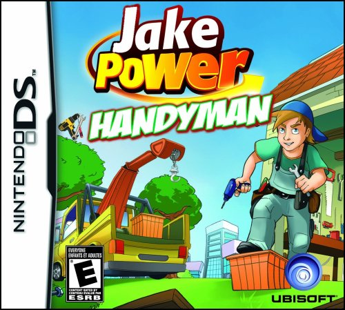 Jake Power Handyman - Nintendo DS - 1