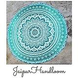 Jaipur Handloom Runde Tischdecke