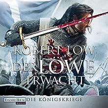 Der Löwe erwacht (Die Königskriege 1) (       UNABRIDGED) by Robert Low Narrated by Axel Gottschick