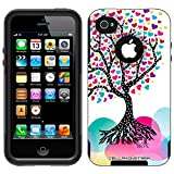 Otterbox Commuter Love Tree Case for Apple iPhone 4