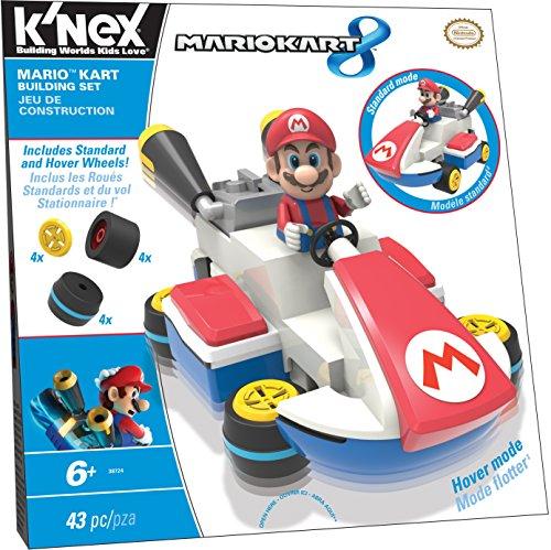 K'nex Mario Kart 8 - Mario Kart Building Set - 1