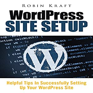 WordPress Site Setup Audiobook