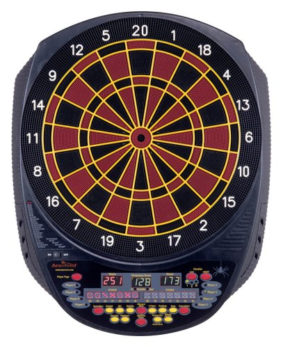 Best Buy! Arachnid Interactive 6000 Soft-Tip Dart Game