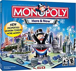 Monopoly Here & Now from Encore