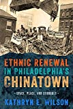 img - for Ethnic Renewal in Philadelphia's Chinatown: Space, Place, and Struggle (Urban Life, Landscape and Policy) book / textbook / text book