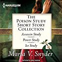 The Poison Study Short Story Collection Audiobook by Maria V. Snyder Narrated by Gabra Zackman