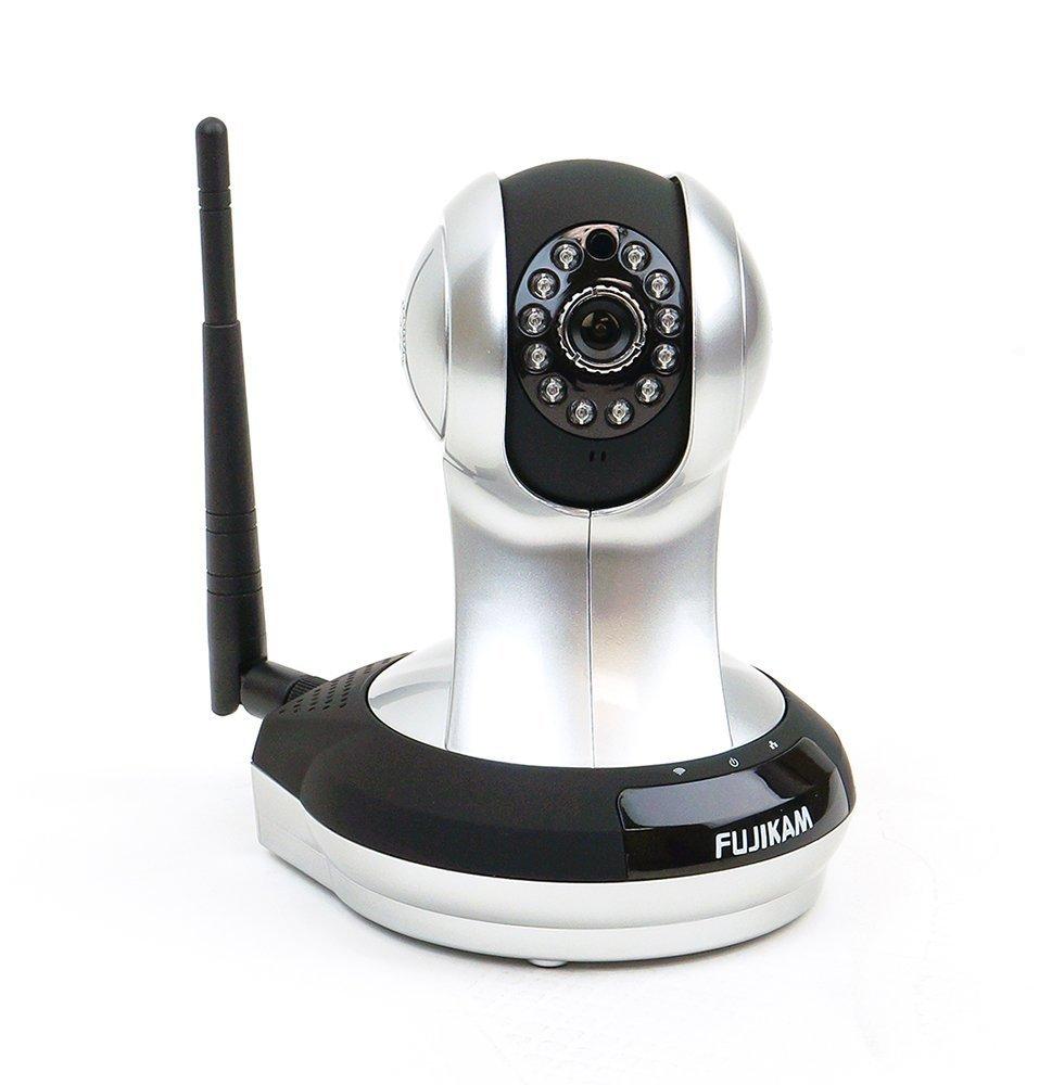 Fujikam FI-361 HD, cloud IP/Network ,Wireless, Video Monitoring, Surveillance, security camera