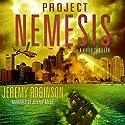 Project Nemesis: A Kaiju Thriller (       UNABRIDGED) by Jeremy Robinson Narrated by Jeffrey Kafer