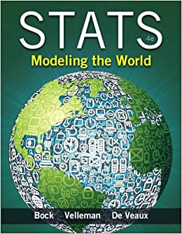 amazon   stats modeling the world 4th edition