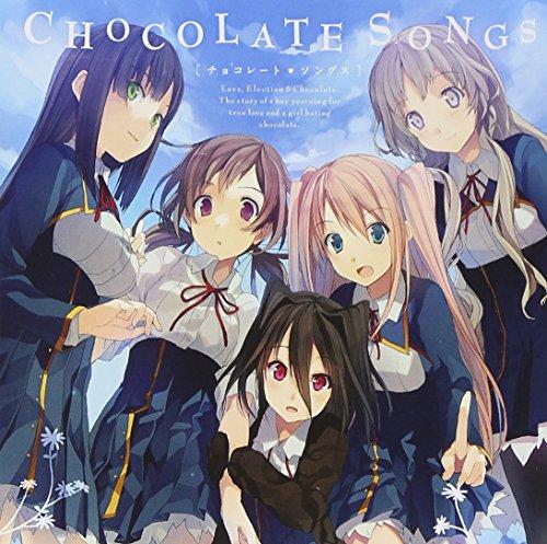 CHOCOLATE SONGS