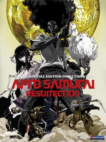 Afro Samurai: Resurrection [DVD] [Import]
