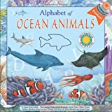 img - for Alphabet of Ocean Animals (Smithsonian Alphabet Book) (with audiobook CD, easy-to-download audiobook, printable activities and poster) (Alphabet Books) book / textbook / text book