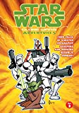 Clone Wars Adventures, Vol. 3 (Star Wars) (1593073070) by Blackman, Haden