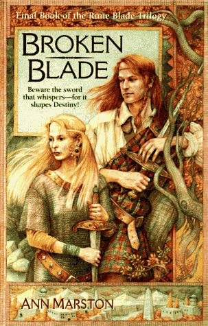 Image for Broken Blade (The Rune Blade Trilogy, Book 3)