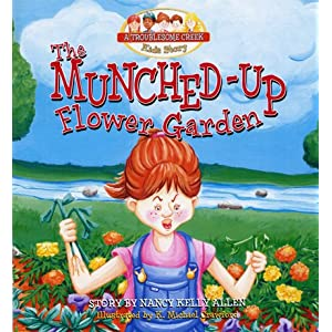 Munched Up Flower Garden