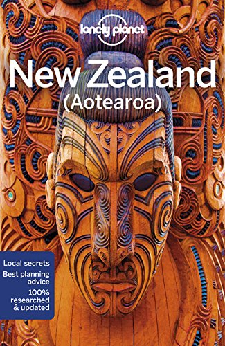 Lonely Planet New Zealand (Travel Guide) [Lonely Planet - Rawlings-Way, Charles - Atkinson, Brett - Bain, Andrew - Dragicevich, Peter - Isalska, Anita - Forge, Samantha - Levin, Sofia] (Tapa Blanda)