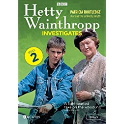Hetty Wainthropp Investigates, Series 2 (reissue)
