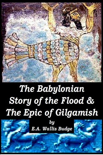 an analysis of the flood story of utnspishtim from the epic of gilgamesh