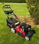 "Titan Pro Lawnmower 21"" 6.5HP SELF PR..."