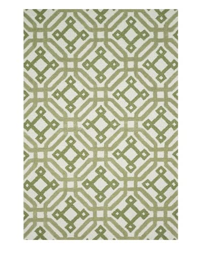Loloi Rugs Weston Rug  [Ivory/Green]