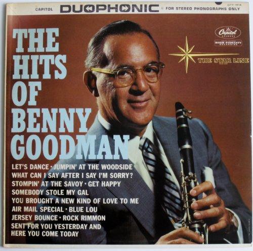 Benny Goodman - The Hits of Benny Goodman - Zortam Music